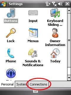 govhk setup guide for window mobile 5 rh theme gov hk Windows Mobile 3 Windows 4.0 Mobile